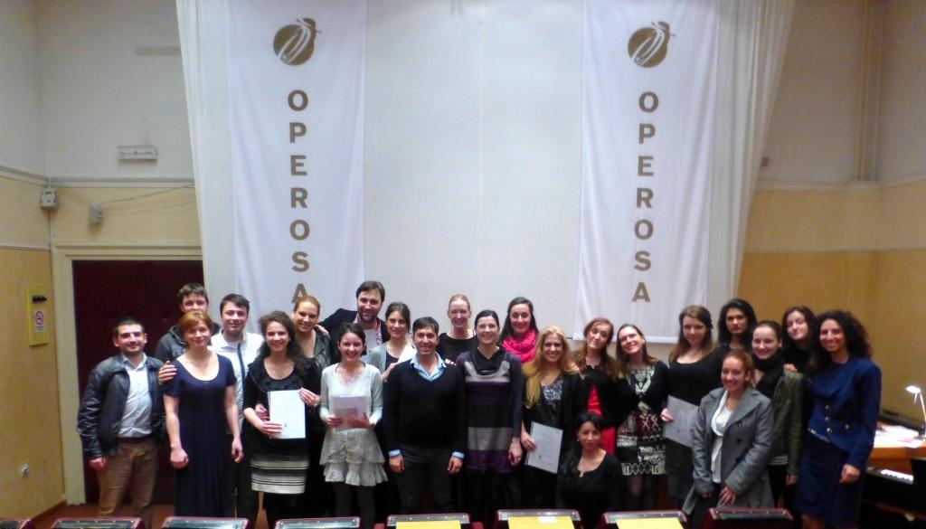 TSE Operosa March 2014
